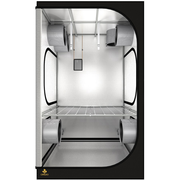 Secret Jardin Dark Room DR120 Rev3.0 - Professional Grow Tents