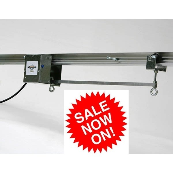 Jupiter2 Grow Light Rail Kit 3 - Grow Light Rails