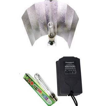 Maxibright Compact Euro Grow Light - Magnetic Compact Grow Lights