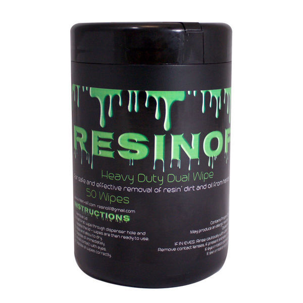 Resinoff Heavy Duty Cleaning Wipes - Miscellaneous