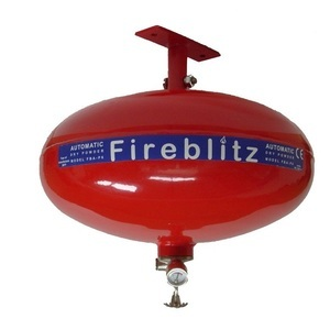 Fireblitz Automatic 4kg Fire Extinguisher
