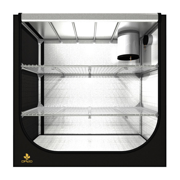 Secret Jardin Dark Propagator DP120 - Propagation Grow Tents  sc 1 st  Somerset Hydroponics & Secret Jardin Dark Propagator DP120 | Propagation Grow Tents ...