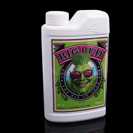 Advanced Nutrients Big Bud 1 Litre - Nutrient Enhancers (Bloom)