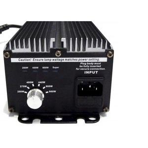 Maxibright Pro-Select 600w ballast