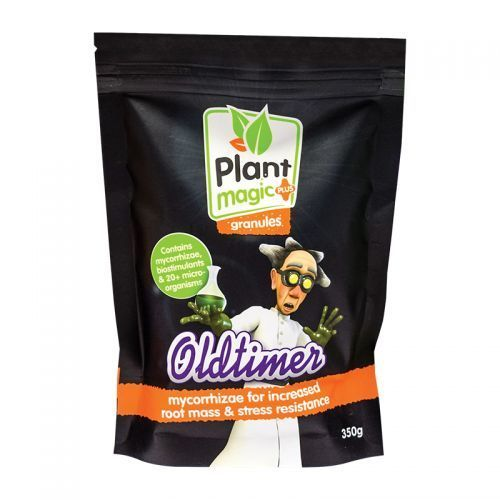 Plant Magic Oldtimer Granules - Plant Enhancers (Grow)