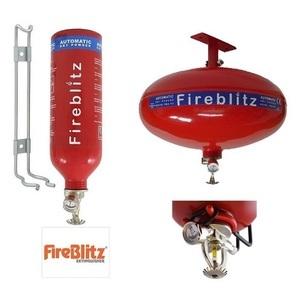 Fireblitz Automatic Grow Room Fire Extinguishers