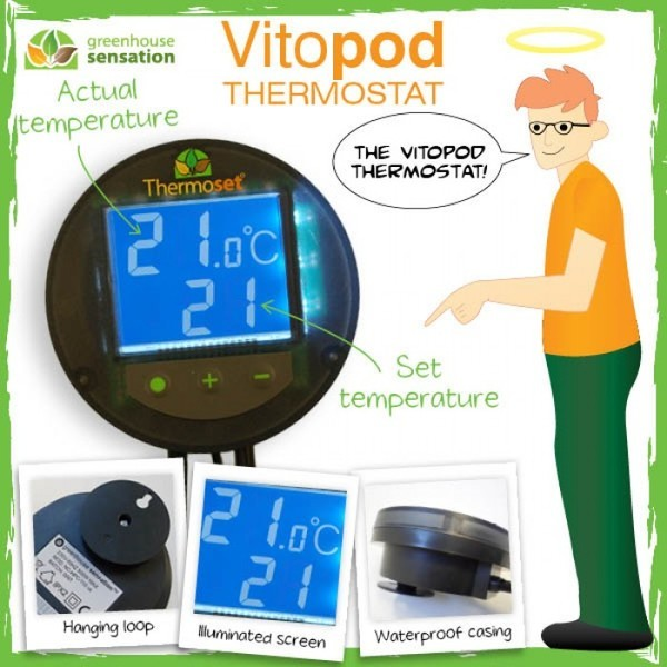 Vitopod Thermostat - Propagators
