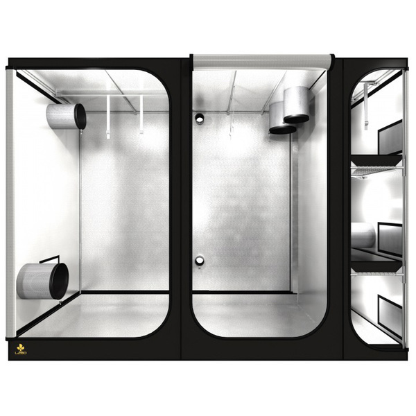 Secret Jardin Lodge L280 Rev2.6 - Premium Grow Tents