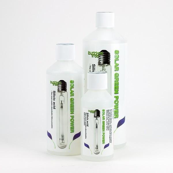 Buddhas Tree Solar Green Power Silica - Nutrient Enhancers (Grow)