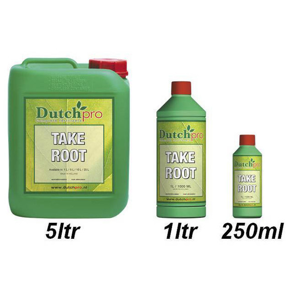 Dutch Pro Take Root 5 Litre - Plant Enhancers (Grow)