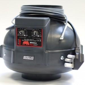 Rhino Fan Thermostatically Controlled