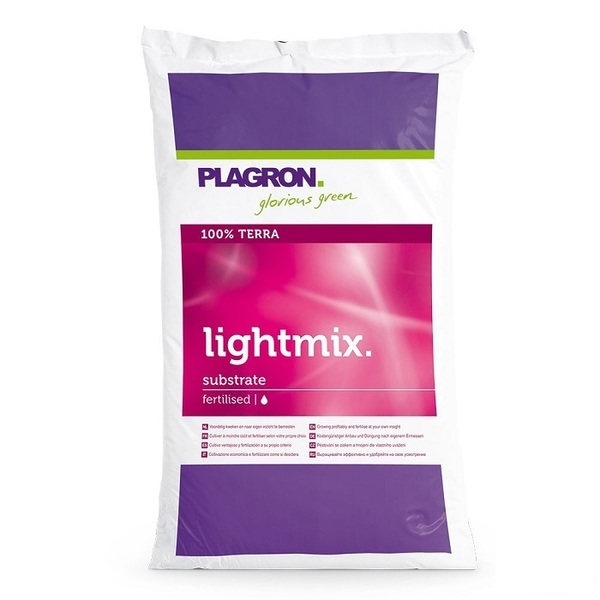 Plagron Lightmix Soil 50ltr - Soil Mixes