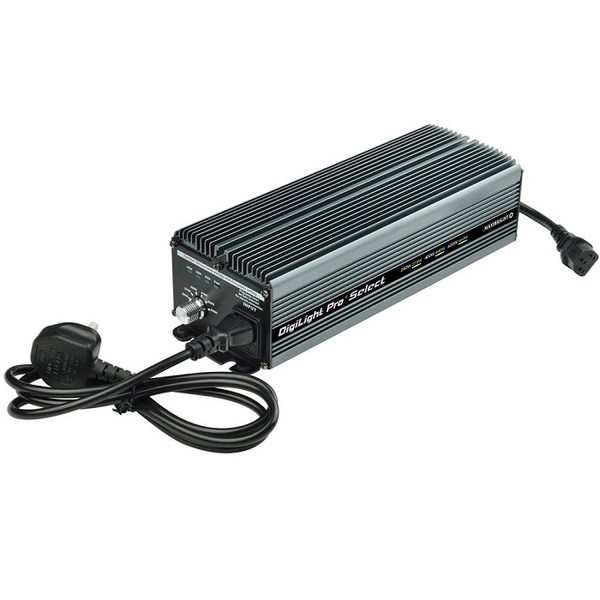Maxibright DigiLight 600w 240V Pro Select  Variable Ballast - Variable Digital Ballasts