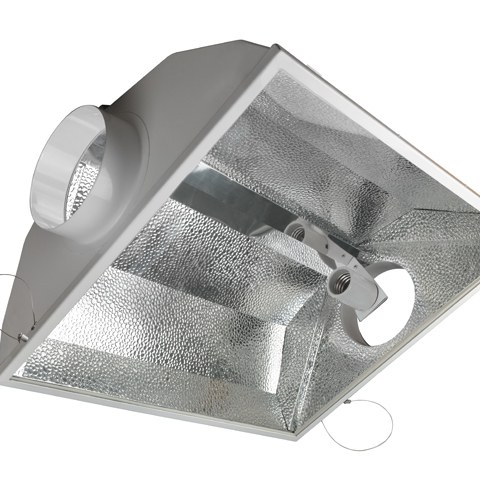 Maxibright Air-Cooled Goldstar Grow Light Reflector - Grow Light Reflectors