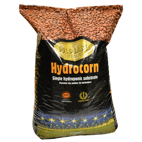 Gold Label Hydrocorn Clay Pebbles 8-16mm - Clay Pebbles, Perlite etc