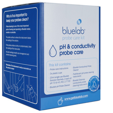 Bluelab Meter Probe Care kit - pH & Conductivity - pH Meters