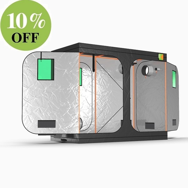 Green Qube V GQ1224 - Professional Grow Tents