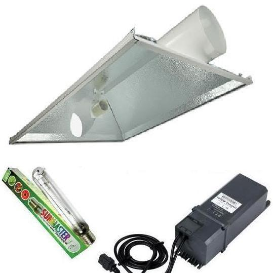 Maxibright Compact 1000w Dominator Air-Cooled Grow Light - Air Cooled Grow Lights