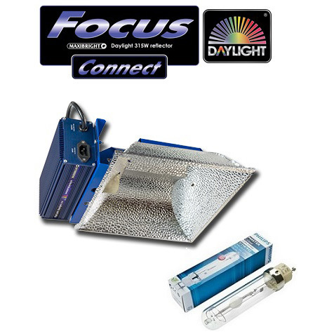 Daylight Focus Connect 315w CDM Elite Agro Bloom Light - Digital Grow Lights