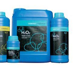 H2o2 OxyPlus 1ltr - Plant Enhancers (Grow)