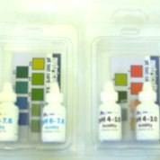 Nutriculture Liquid pH Test kit Narrow Range - pH and EC Solutions