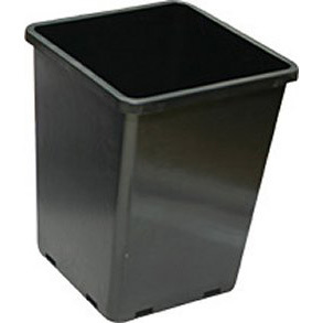 6ltr Premium Square Pot  - Pots, Tanks & Trays