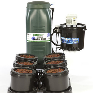 IWS Flood and Drain 6 pot system