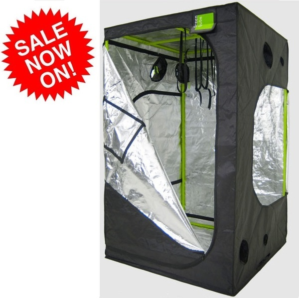 Green Qube GQ120L - Professional Grow Tents
