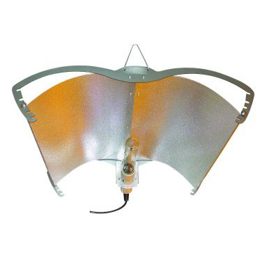 Powerplant Mantis Grow Light Reflector - Grow Light Reflectors
