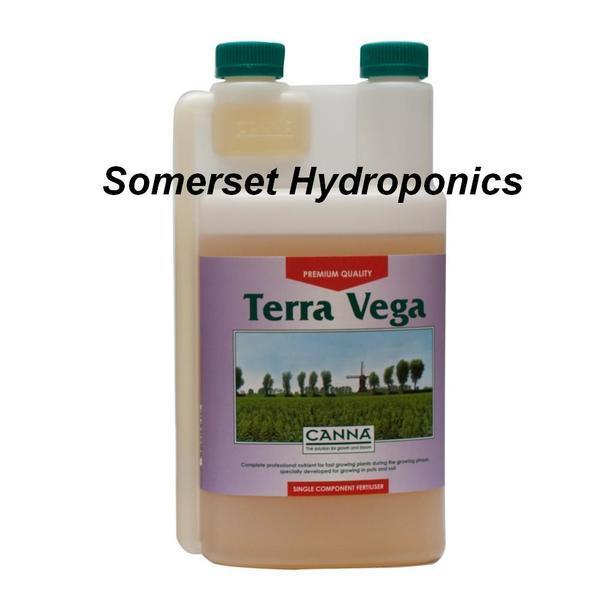 Canna Terra Vega (Soil Grow) - Grow