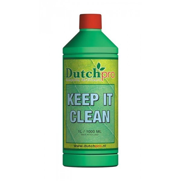 Dutch Pro Keep It Clean 1 Litre - Plant Enhancers (Bloom)
