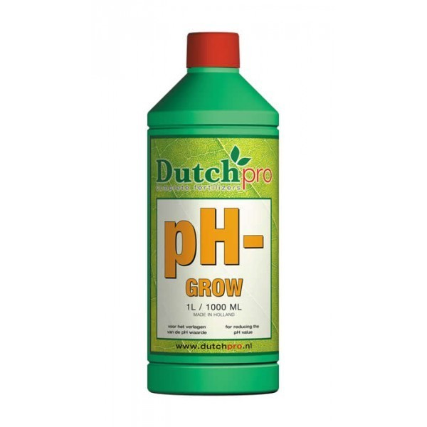 Dutch Pro pH Down Grow - Plant Enhancers (Grow)