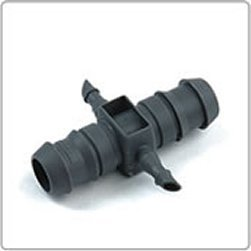 16mm-6mm X Connector (Single) - Tubing & Fittings