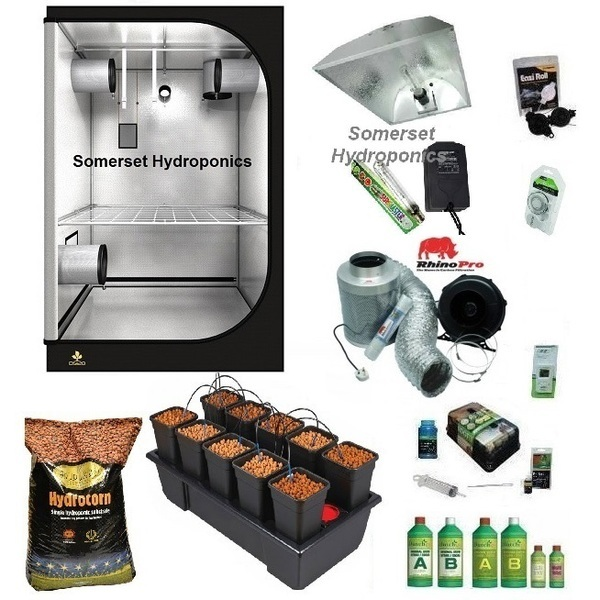 Wilma 10 Plant Dripper Grow Kit - Hydroponic u0026 Soil Growing Kits  sc 1 st  Somerset Hydroponics & Images | Wilma 10 Plant Dripper Grow Kit | Hydroponic u0026 Soil ...