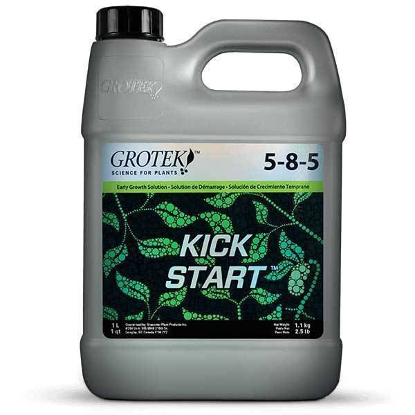 Grotek Kick Start 1ltr  - Plant Enhancers (Grow)