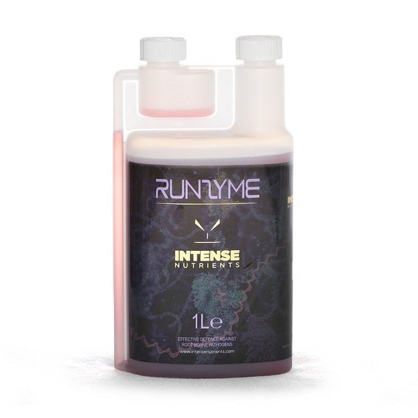 Intense Nutrients - RunZyme - Plant Enhancers (Grow)