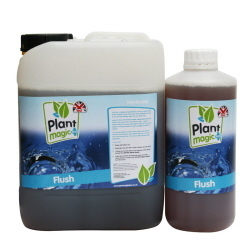 Plant Magic Plus Flush Hard Water - Plant Enhancers (Bloom)