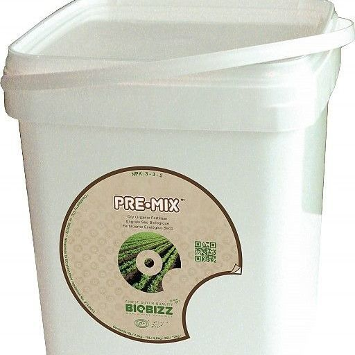 BioBizz Pre-Mix 5ltr - Soil Mixes