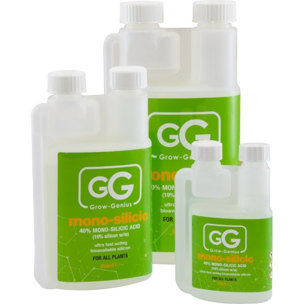 Grow Genius Mono-Silic  - Plant Enhancers (Grow)