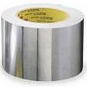Silver Foil Tape 50mm x 45mtr