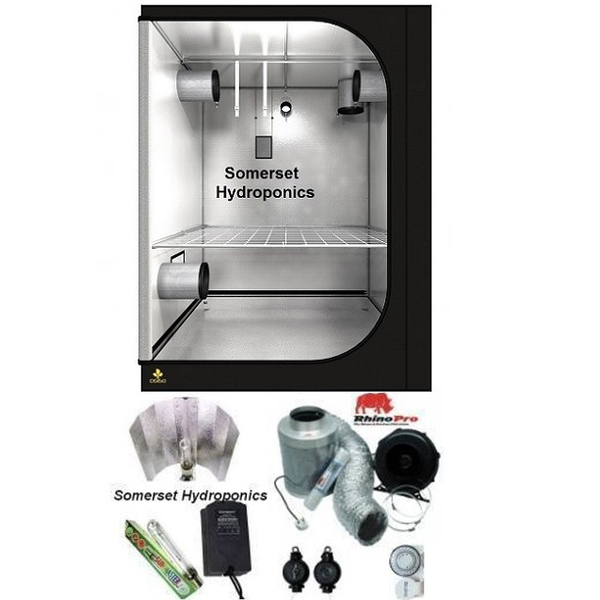 Secret Jardin DS150 Grow Tent Kit 400w - Grow Tent Kits
