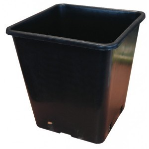 18ltr Premium Square Pot - Pots, Tanks & Trays