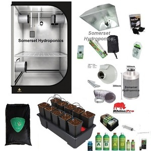 Wilma 10 Plant Dripper Grow Kit2