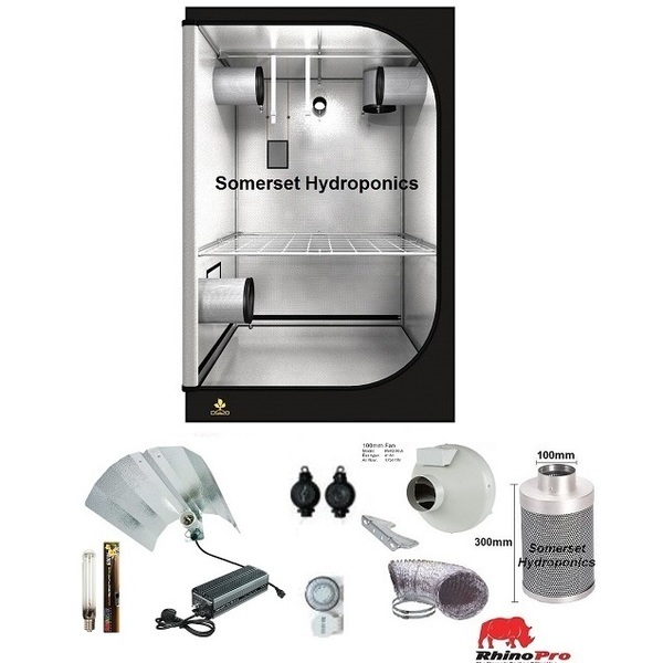 Secret Jardin DS120 Grow Tent Kit - Grow Tent Kits