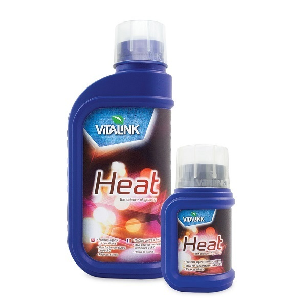 Vitalink Heat 250ml - Plant Enhancers (Bloom)