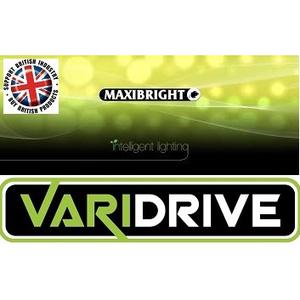 Maxibright Varidrive 250-660w Digital Grow Light Ballast