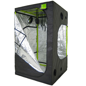 green qube GQ120L grow tent