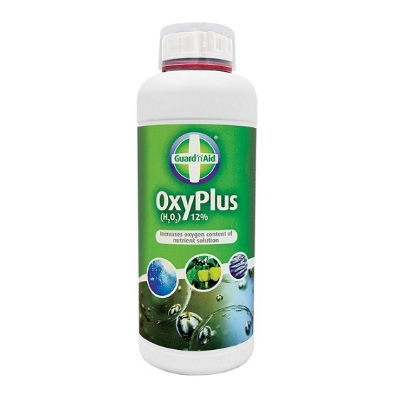 H2o2 OxyPlus Solution - Plant Enhancers (Grow)