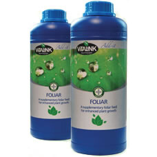 Vitalink Foliar 250ml - Plant Enhancers (Bloom)
