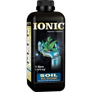 IONIC Soil Bloom 2 Litre - Bloom